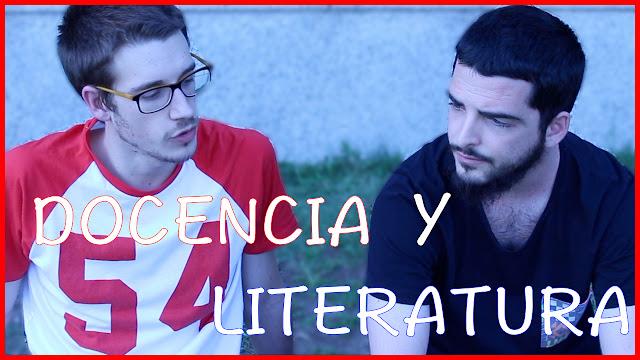 Docencia y literatura Charlando El Rincón de las Páginas