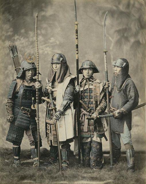 Bushido, Tokugawa Period in Japan