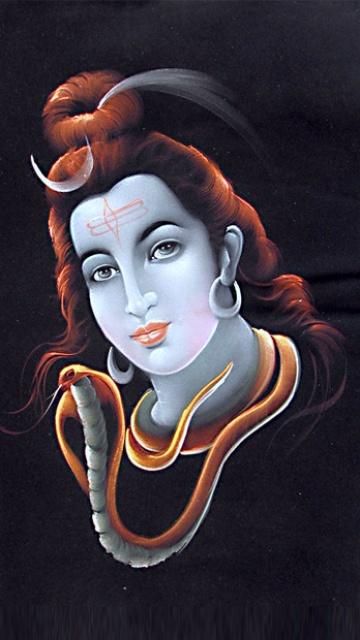 Sai Baba Animated Wallpaper For Mobile Mobi Styles Shivji Mobile Wallpapers 360x640