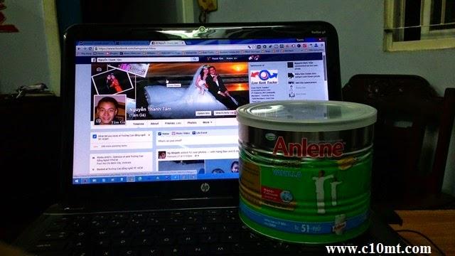 Sữa Anlene Gold Vanilla cho người già từ 51 tuổi trở lên