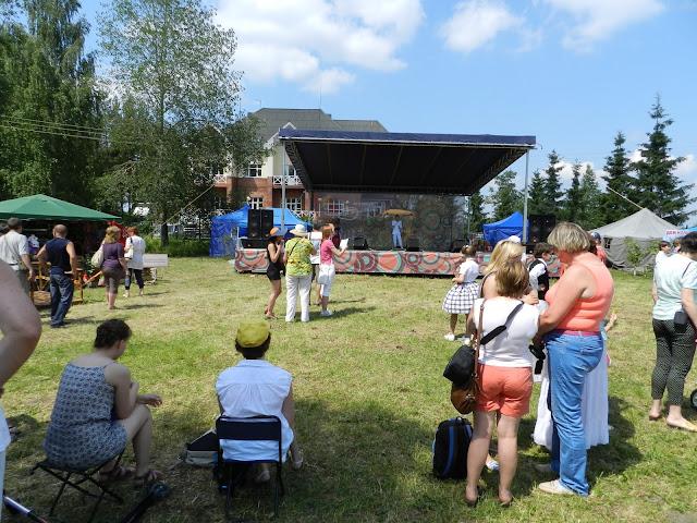 Агатовая сцена Бажовского фестиваля
