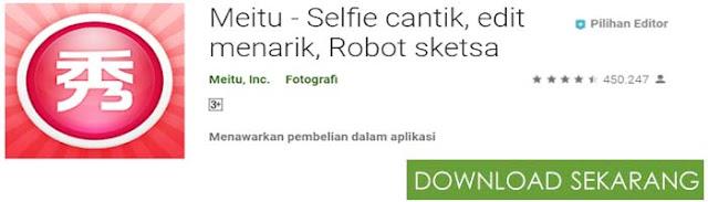 aplikasi edit foto selfie paling lengkap