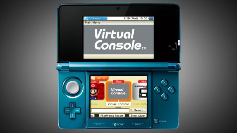 Noticias Ninty Nintendo Ofrecera 20 Juegos De 3ds Virtual Console
