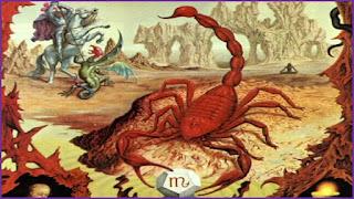 Oroscopo gennaio 2017 Scorpione