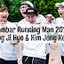 Gambar Running Man 2016 - Song Ji Hyo & Kim Jong Kook