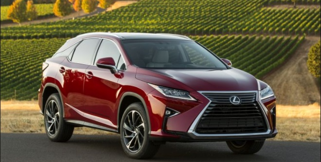 Price Of Lexus New RX