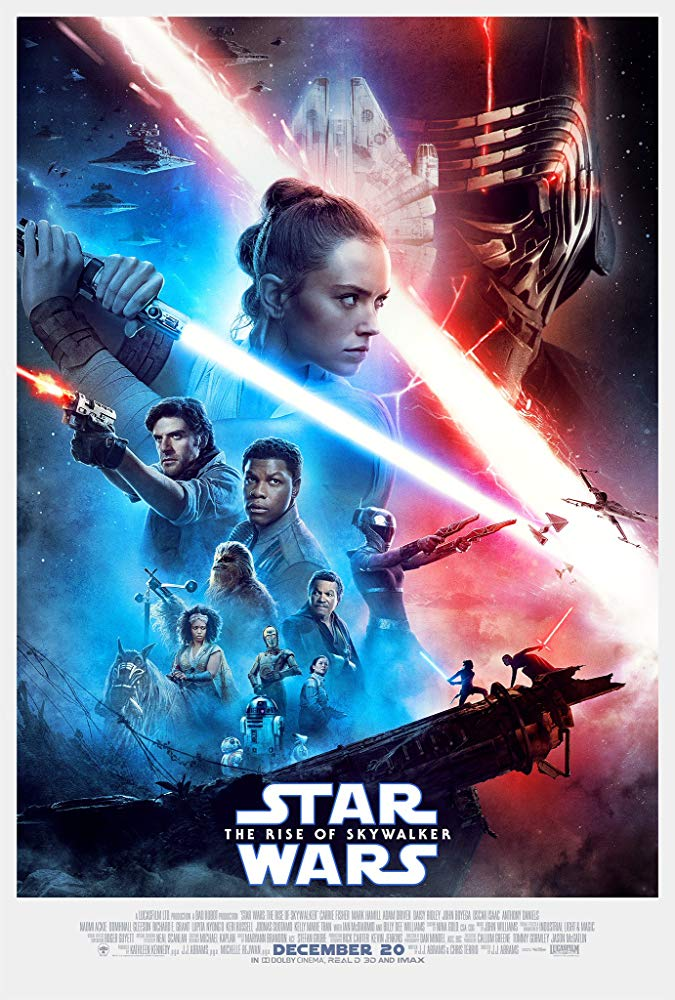 Rise of Skywalker: Coming December 20