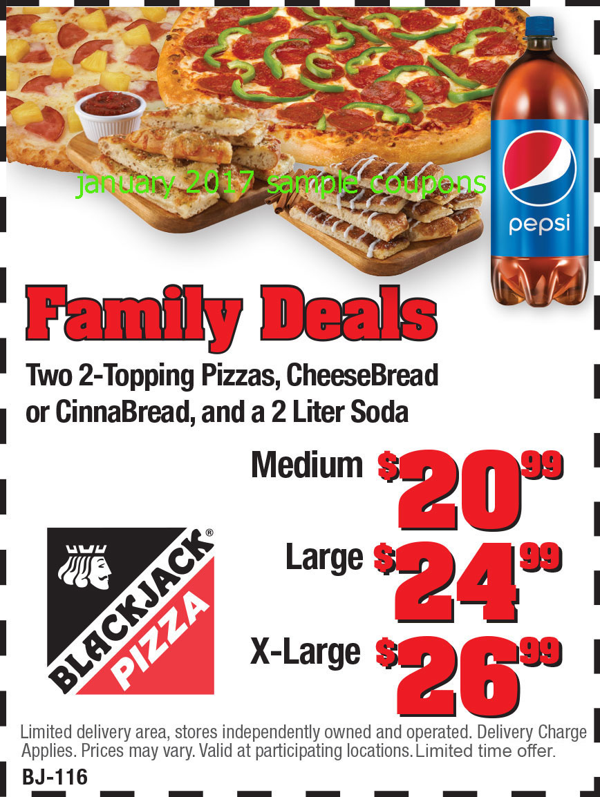 Joeys pizza coupon 2018