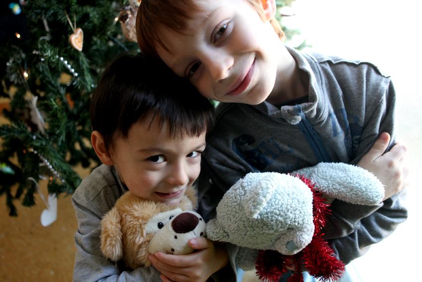 Natale a torino: BABY FLASH MOB - ORSETTI IN PIAZZA ...