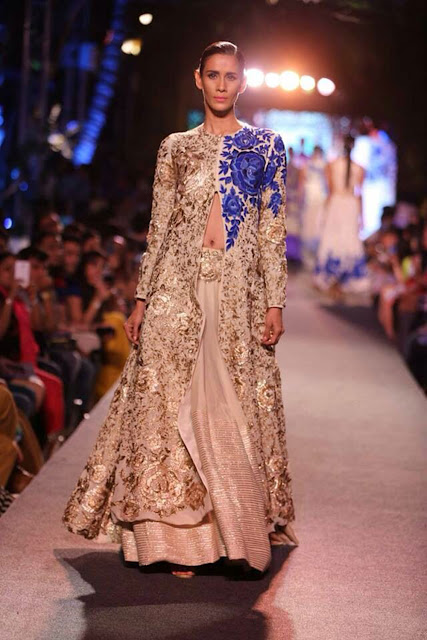 Anarkali Lehenga By Manish Malhotra