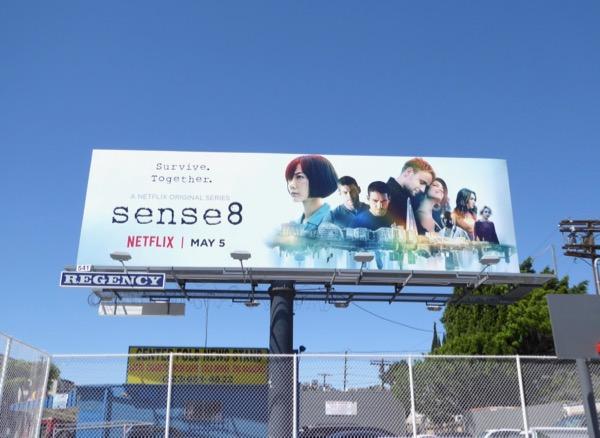 Sense8 season 2 billboard