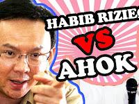 DPR Heran: Habib Rizieq Dicari Kesalahannya, Ahok Dicari Pembenarannya