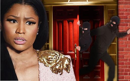 Nicki Minaj's Los Angeles Mansion Burglarized, $200K Worth Of Jewelry Stolen