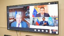 Venezuela reitera invitación a ONU para envío de una misión de acompañamiento a las Parlamentarias