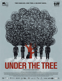 Undir trénu (Under the Tree) (2017)
