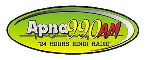 Apna Radio 990 AM Live streaming Online