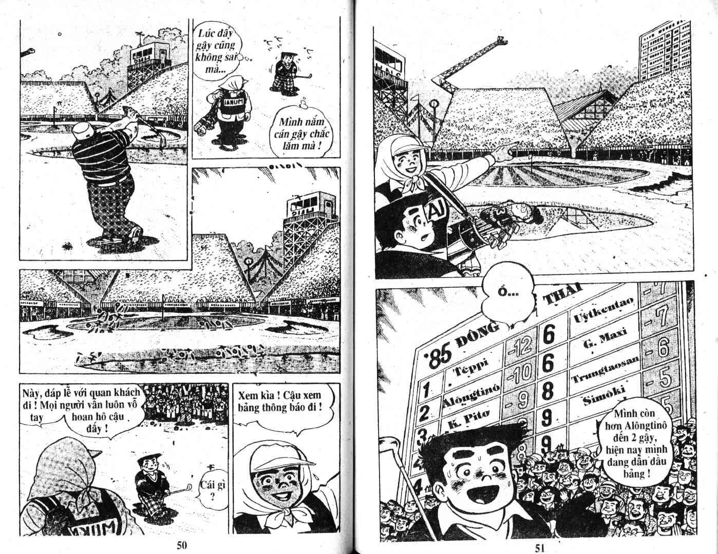 Ashita Tenki ni Naare chapter 40 trang 23