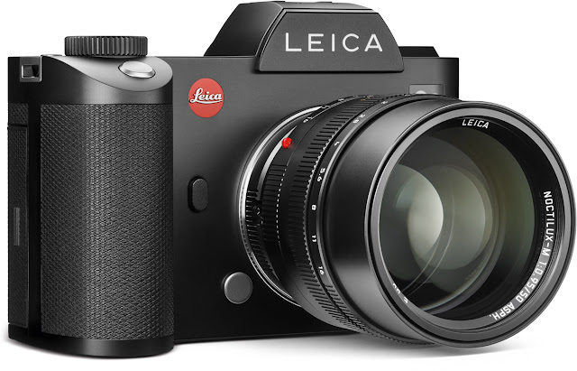 The ever popular Leica SL is one of the best mirrorless cameras in 2017