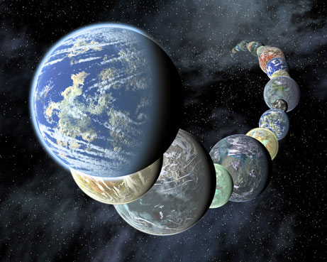 PROPAGANDA: NASA Discovers 54 Planets That Could Support Life