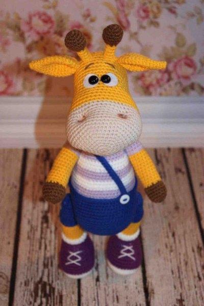 Bloglovin Amigurumi : Amigurumi Giraffe Ralf-Free Pattern Amigurumi Free ...