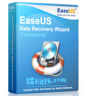 EaseUS Data Recovery Wizard 10.2 Crack Plus Serial Key Is Here