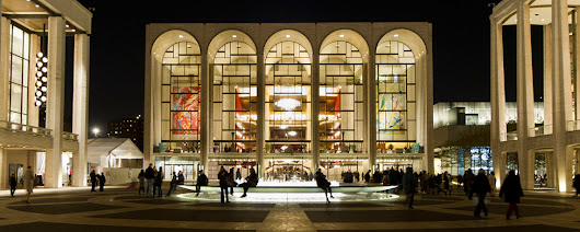 A Brief History of the Metropolitan Opera House in New York