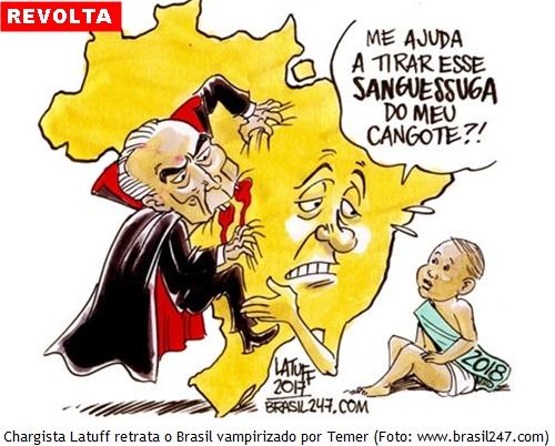 Temer suspende auxílio aos municípios de todo Brasil e os prefeitos se revoltam. Ceará perde R$ 99 milhões