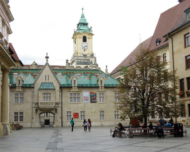 Primaciálne námestie (Primate's Square), Staré Mesto (Old Town), Bratislava