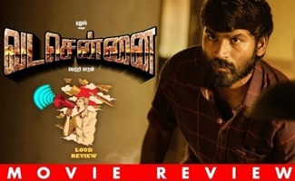 Vada Chennai Movie Review Tamil | Dhanush | Vetrimaaran | TalksOfCinema Loud Review