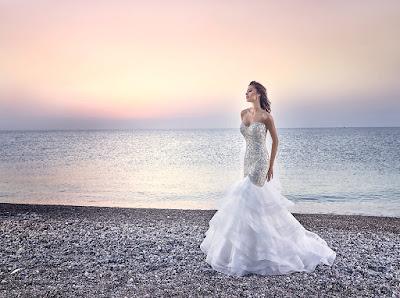 vestidos de novia para delgadas