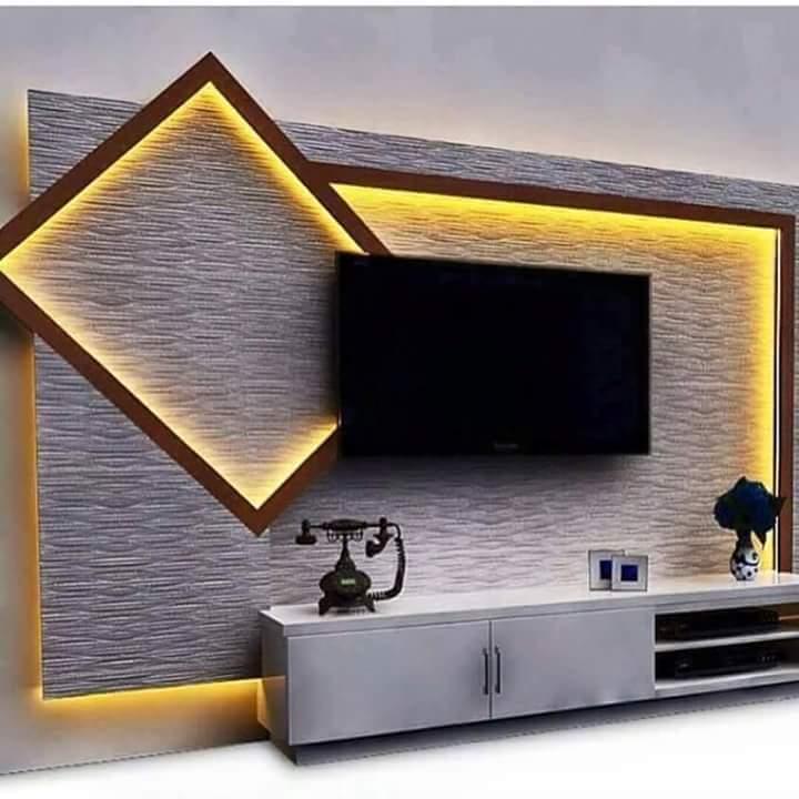 تصميمات رائعة وبسيطة للاسقف المعلقة احدث اشكال الاسقف المعلقة