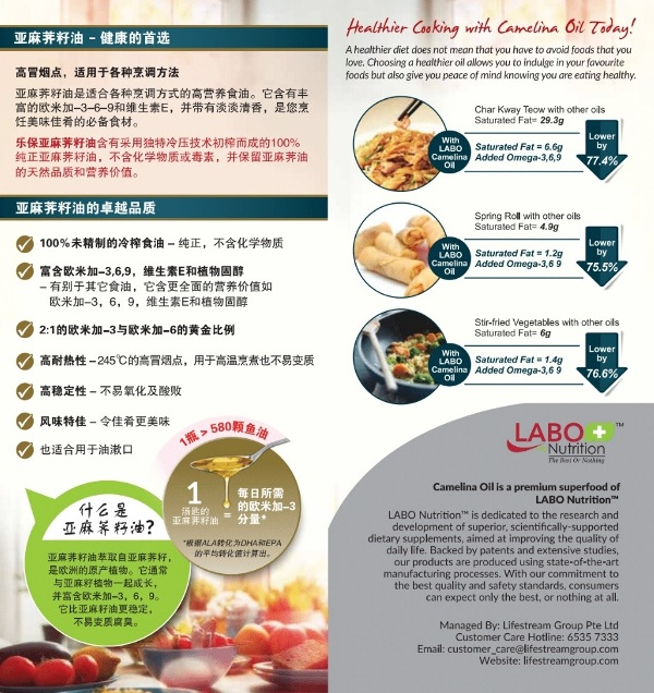 labo camelina oil vs olive oil giveaway