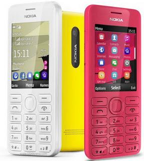 Nokia 206 RM-87