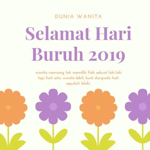 Hari Buruh 2019: Apakah Buruh Wanita Di Indonesia Sudah Sejahtera?