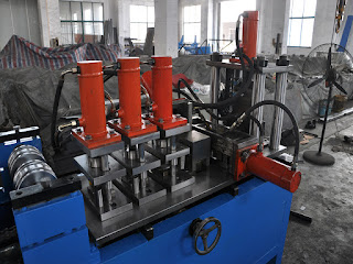 High Quality Deck Roll Forming Machine For Sale From Rishbin