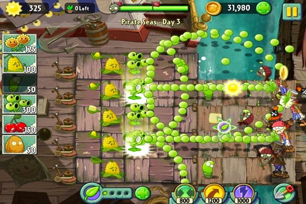 Download Plants vs Zombies 2 Mod Apk-Get Free[Mods/Money/Data]