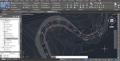 Diseño geométrico carreteras Civil 3D