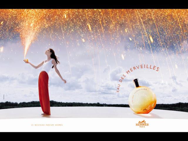 Eau des Merveilles by Hermes