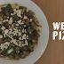 Weber Recipe - Pizza