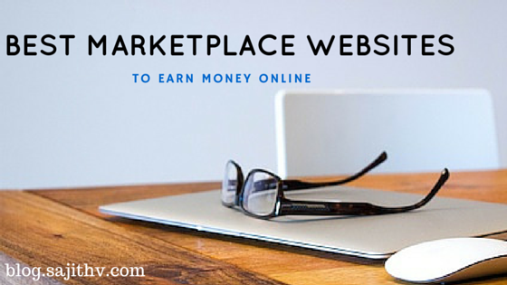 Marketplace websites to earn Money online