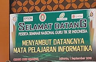Pentingnya Mengembalikan Pelajaran Teknologi Informasi dan Komunikasi