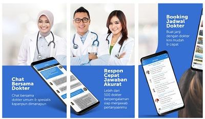 aplikasi android tanya dokter online