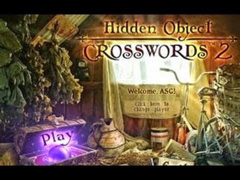 Download Hidden Object Crossword II For PC Full Version ...