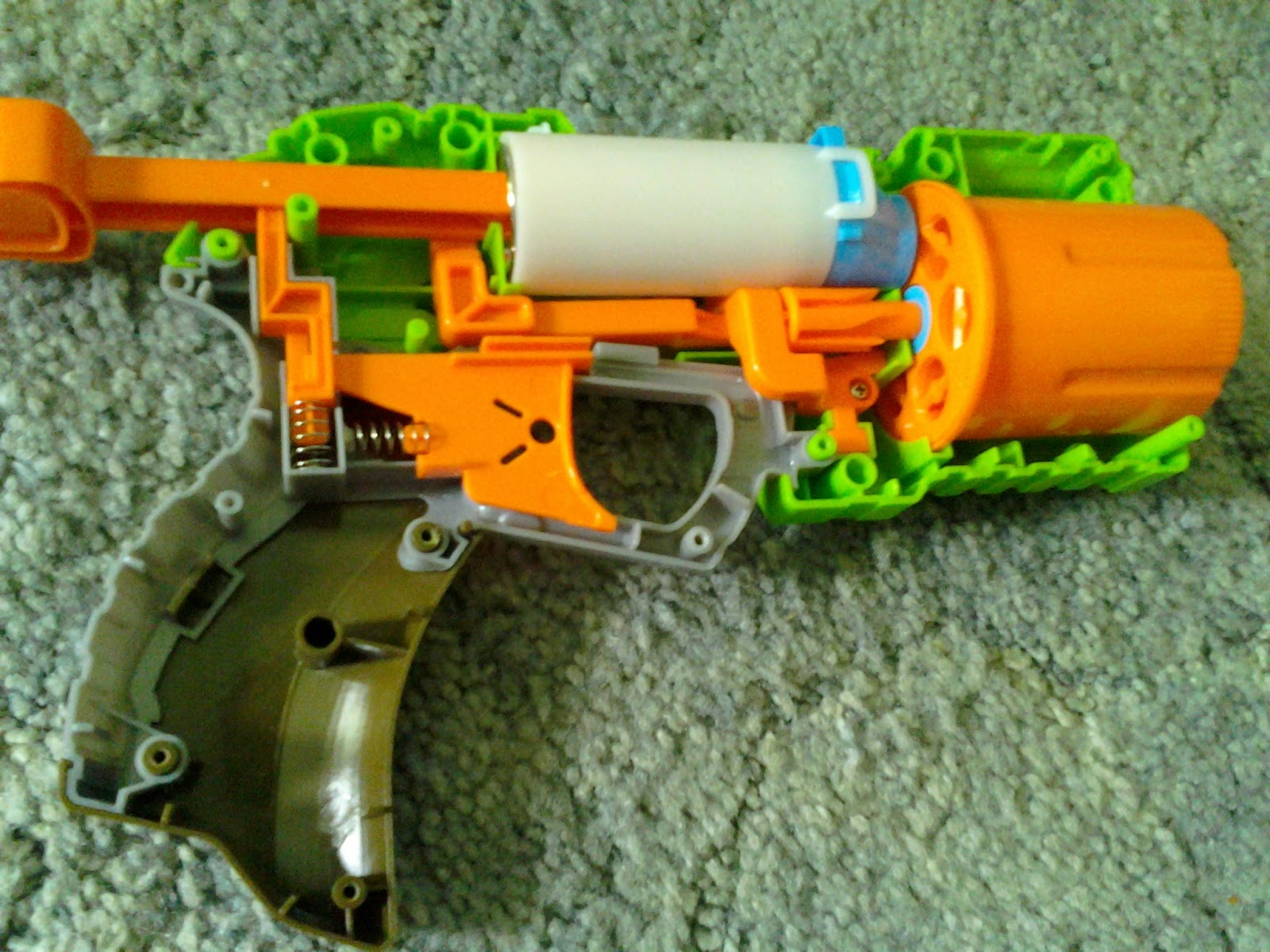 Buffdaddy Nerf: Xshot Bug Attack Rapid Fire Review