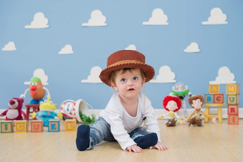 Ensaio Toy Story - Murillo e Miguel♥
