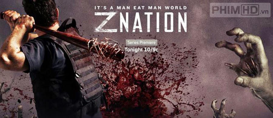 Cuộc Chiến Zombie: Phần 1 - Z Nation: Season 1 - 2014