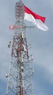 Gelorakan Semangat Kebangsaan, Kodim 0815 Mojokerto Kibarkan Sang Merah Putih Secara Serentak