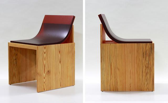 Новости дизайна. Мебель из резины от бруклинской дизайн-студии Wintercheck