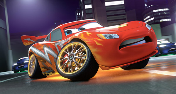 Rayo McQueen Cars 3