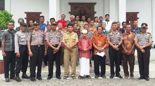 Umat Buddha Kebumen Kecam Krisis Kemanusiaan di Myanmar; Tokoh Islam Minta Masyarakat 'Tabayyun'
